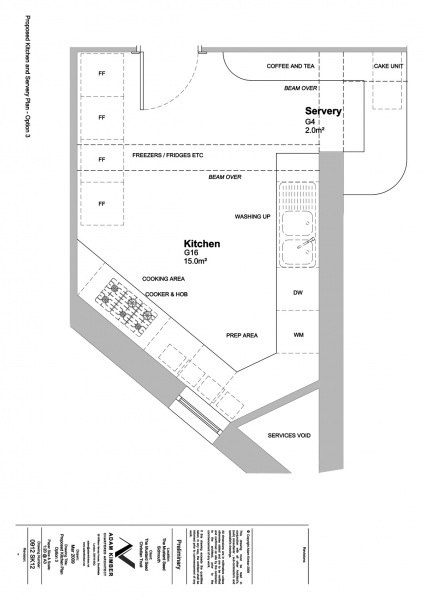 0912 SK12 Proposed Kitchen Plan OP3 .A3 (1)