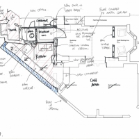 Feasibility Sketch Plan Option 2 - Christian bookshop and cafe