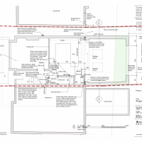 Proposed Ground Floor - extension planning application