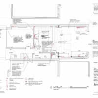 Proposed GF Plan - Electrical- extension planning application