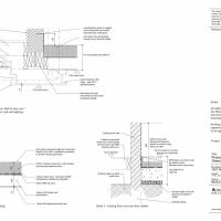 Details Sheet 1 - extension planning application