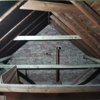 Attic truss strengthening