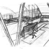 Training Centre - Sketch 2