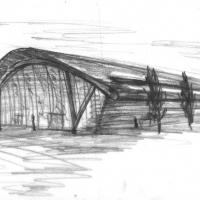 Training Centre - Sketch 1