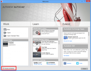 Welcome-Screen-in-AutoCAD